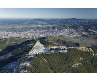 Monte Ganeta nevado