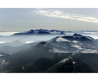 Montes Gorbea y Oiz