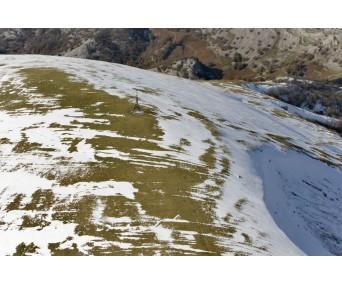 Cruz del monte Gorbea